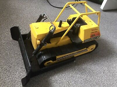 Vintage Tonka Mighty Bulldozer The Big One • 9.99£