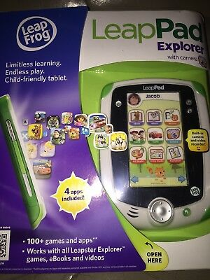New Boxed Leap Frog Explorer With Camera • 29.95£