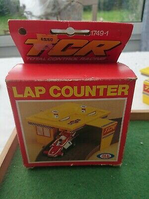 Ideal Tcr Total Control Racing  1749-1 Lap Counter Boxed  • 9.95£