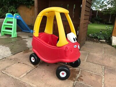 Little Tikes Cozy Coupe Push Car - Red • 4.60£