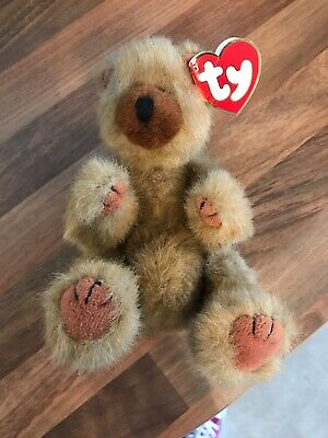 Ty Attic Cody Bear 1993 With Movable Joints • 5£