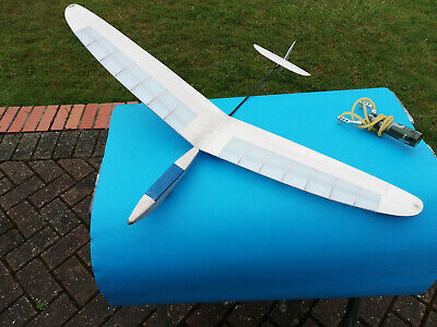 Rc Glider - Micro Birds Feather Squared Dlg Glider / Catapult Launch • 60£