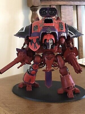 Imperial Knight Crusader 40k • 55£