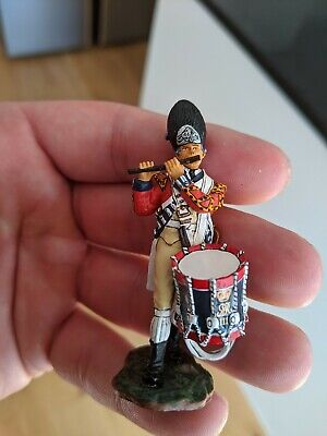 King And Country British Grenadier Fifer American War Of Independence • 25£