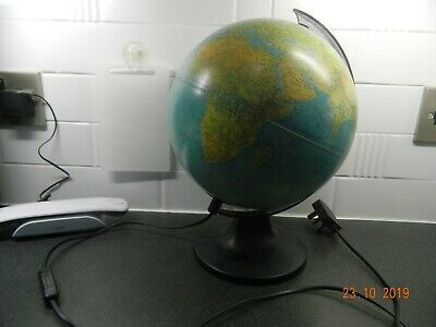 World Globe Lamp • 11£