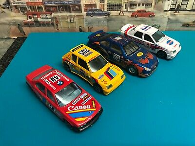 Burago 1:43 Scale Die Cast Rally Cars  • 10£