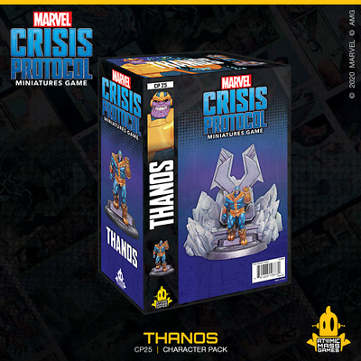 Marvel Crisis Protocol: Thanos - New Release! • 61£