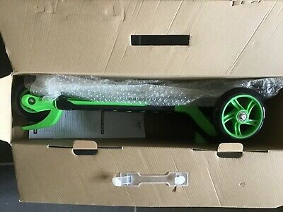 New Children's  3 Wheel Push Scooter - Green. Suit Child 3-10 • 11£