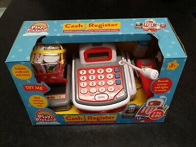 Brand New Child's Play And Pretend Cash Register  • 9£