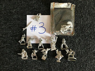 Warhammer GamesWorkshop The Lord Of The Rings Metal Miniatures Lot #3 • 5.50£