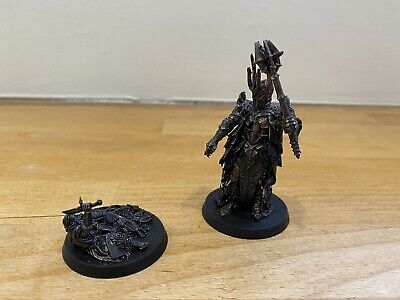 Warhammer Games Workshop LOTR Sauron The Dark Lord Lord Of The Rings • 8.50£