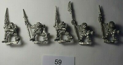Citadel Miniatures Games Workshop Orcs 1980s Vintage/Lead/OOP • 4£