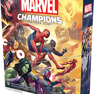 Marvel Champions: The Card Game • 39.99£
