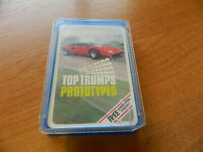 Vintage Dubreq Top Trumps Card Game- Prototypes • 7.50£