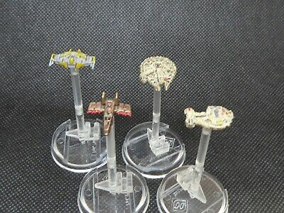 Set Of Painted 'Rogues' For Star Wars Armada • 22.99£