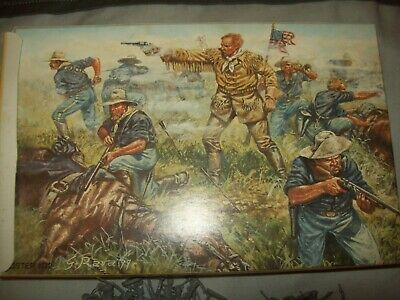 Custer's 7th Cavalry - Wild West, 1/72 Scale Toy Soldiers By Waterloo 1815 • 4£