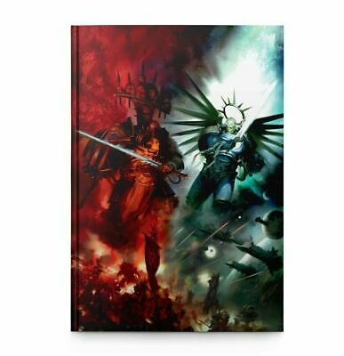 Warhammer 40K 9th Edition Core Rulebook Indomitus - Hardback - New And Unused • 18.95£