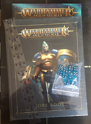 Warhammer Age Of Sigmar Core Rulebook New Edition - New And Sealed *•*•* • 10£