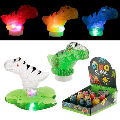 Fun Kids Light Up Dinosaur Slime • 3.99£