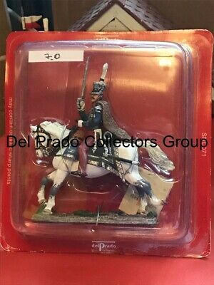 DEL PRADO Cavalry Of The Napoleonic Wars Sealed Issue 70 • 12.99£