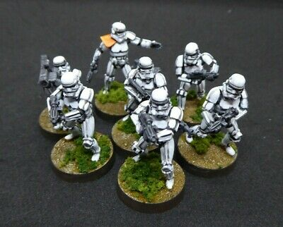 Painted Stormtroopers For Star Wars Legion  • 34.99£