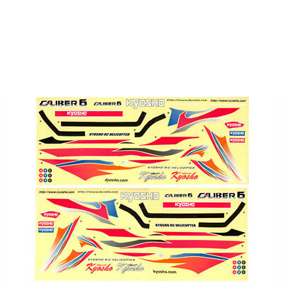 Decal Sheets Kyosho CA-5149 #702066 • 30.76£