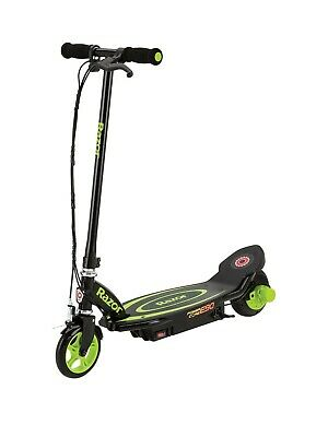 Razor Green Kid's Power Core E90 Electric Scooter 10mph Speed 70 Mins Usage • 149.99£
