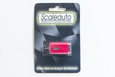 New MRRC/Scaleauto Slot Car Motor –Red • 7.99£