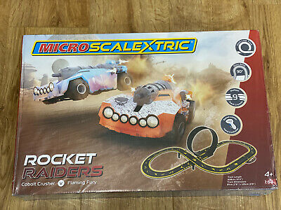 ✅Micro Scalextric Rocket Raiders Brand New Sealed | FAST Dispatch ✅🚚📦 • 55.99£