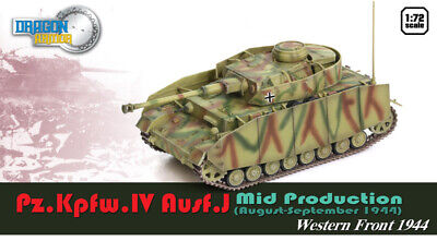 Dragon Models 1/72nd Scale Range Armor Collector Series Range WW2 Armour • 26.99£