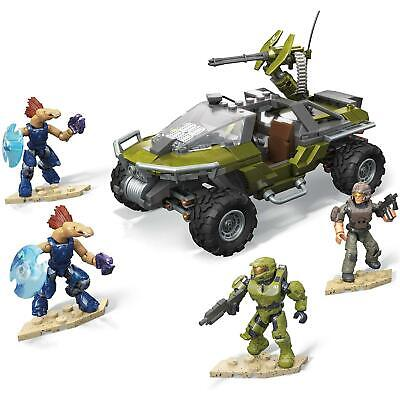 Mega Construx Halo Infinite WARTHOG RALLY Vehicle Construction Set GNB25 • 39.99£
