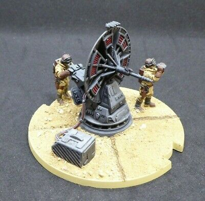 Painted Rebel FD 1.4 Laser Cannon Expansion For Star Wars Legion • 24.99£