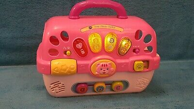 VTECH COSY KITTEN CARRIER - Carrying Case Only. • 9.99£