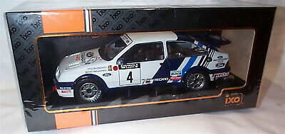 Ford Sierra RS Cosworth No4 1000 Lakes Rallye 1988 S.Bolmquist  New In Box • 69.95£