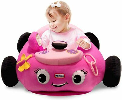 Little Tikes Baby Sofa Cozy Coupe Plush Car Baby Seat,Cutie Princess Coupe  • 34.99£