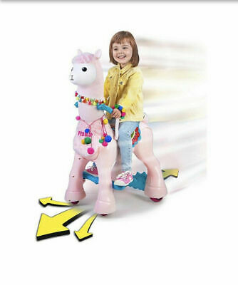Feber My Lovely Llama Battery Ride On - All Accessories Included  - New Boxed • 79.99£