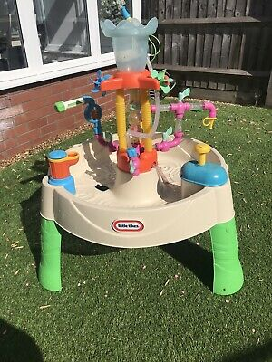 Little Tikes Fountain Factory Water Table • 15£