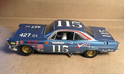 Revell Ford Fairlane #115 Slot Car Scalextric No Box • 28£