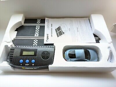 Scalextric Sport Lap Counter C8307 Straight/Borders/Barriers Audi TT Coupe • 0.99£
