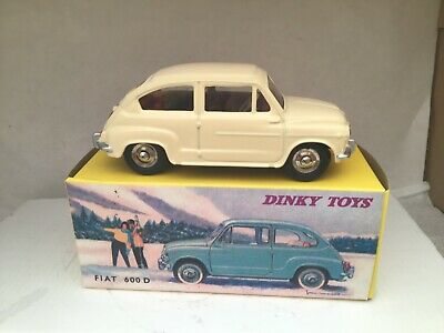 Dinky Toys Atlas Edition 520 Fiat 600 D Boxed Excellent Condition • 12£
