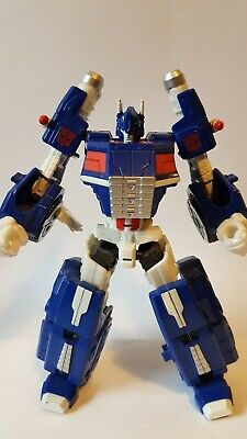 Transformers Fall Of Cybertron Ultra Magnus+Additional Custom Shoulder Cannons • 19.99£