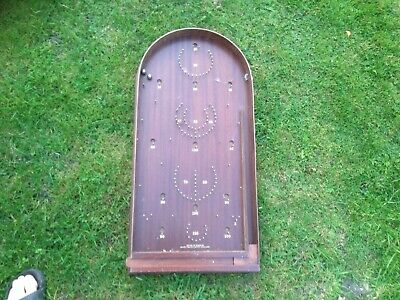 Vintage Bagatelle Board Game House Of Marbles Bovey Tracy • 1.99£