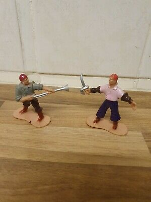 2 Pirate Figures Unbranded • 3.50£