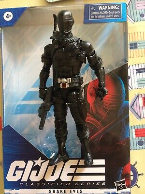 G.I. Joe Classified Snake Eyes • 19.99£