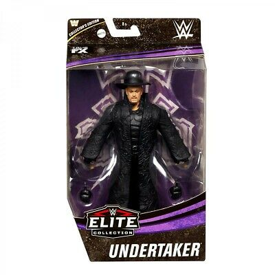UNDERTAKER WWE Elite Series EXCLUSIVE 79 WORLDWIDE SHIPPING AVAILABLE  • 41.95£