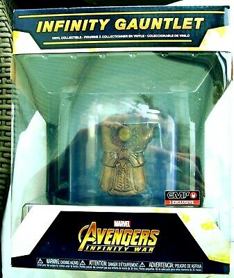 AVENGERS FUNKO POP VINYL INFINITY WARS GAUNTLET In DOME. Limited Edition..NEW • 38.50£