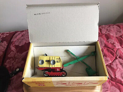 A Boxed Dinky Toys 975 Ruston Bucyrus Excavator. A Rare And Great Little Model. • 21£