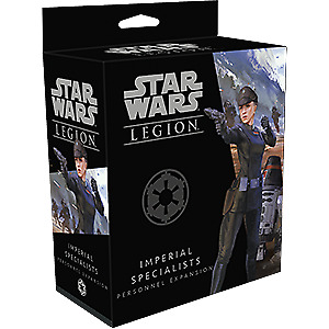 Star Wars Legion: Imperial Specialists Personnel Expansion • 17.99£