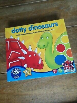 Orchard Toys Game Dotty Dinosaurs  • 1.60£
