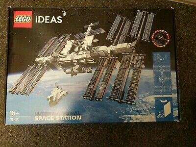 LEGO Ideas International Space Station (21321) • 0.99£